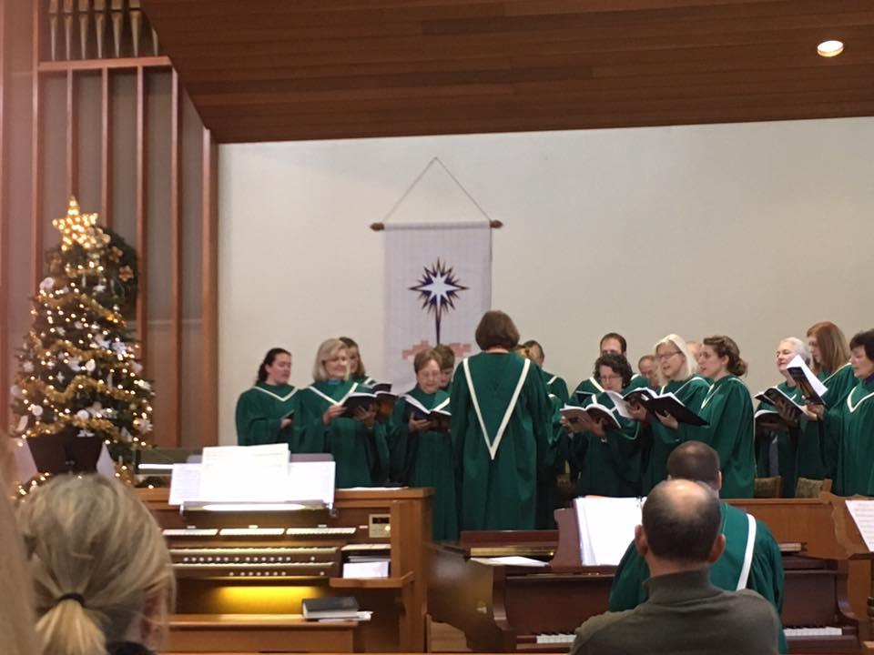 Salem Chancel Choir